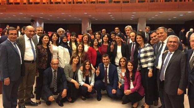HDP'li vekiller için 'zorla getirme' kararı