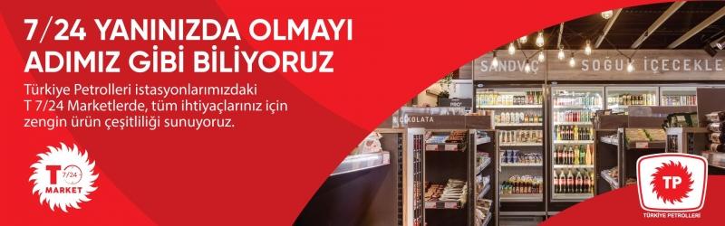 Hizmet Ağı İçerisinde Tanınan Türkiye Petrolleri!