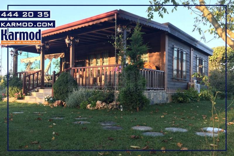 Hobi Bahçeleri Konteyner Evlerle Yaşamın Yeni Merkezi Oluyor