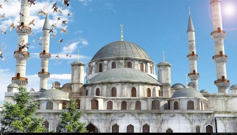 İBB açıkladı: Selatin camiilerinin tuvaletleri artık ücretsiz!