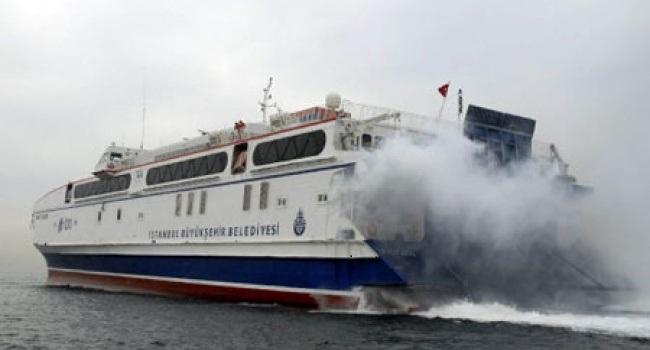 Kötü hava deniz trafiğini durdurdu: İDO ve BUDO seferleri iptal!