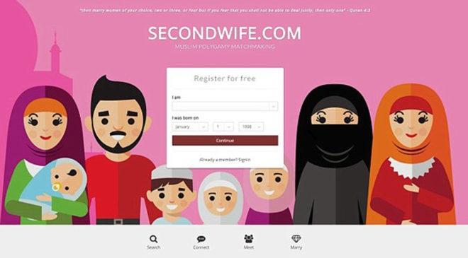 İkinci eş bulmak için site kurdu, 35 bin üyeye ulaştı
