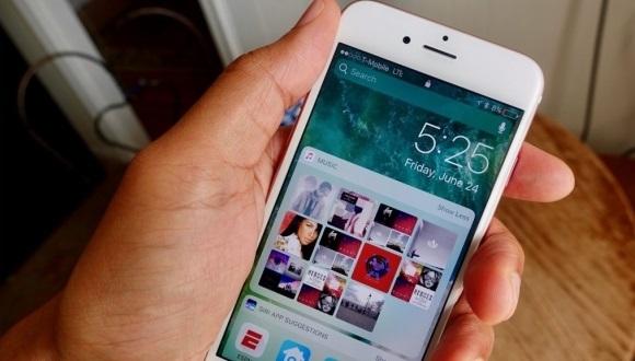 iOS 10 yayınlandı!