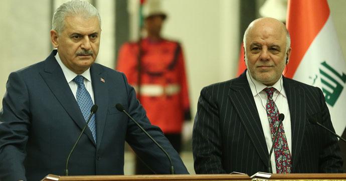 Irak ile işbirliği toplantısı