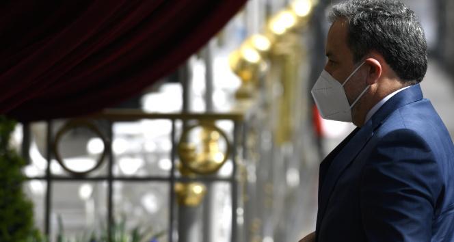 İran Dışişleri Bakan Yardımcısı Erakçi: 'Önceliğimiz ABD yaptırımlarının kaldırılması'