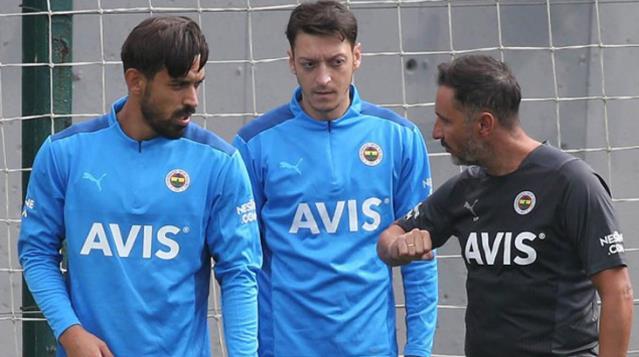 İrfan Can Kahveci, yetenekleriyle Vitor Pereira'yı kendine hayran bıraktı! Artık sahada serbest kalacak