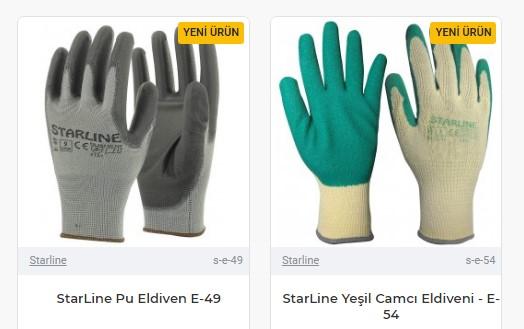 İş sağlığı ve güvenliğinin olmazsa olmazı iş eldivenleri