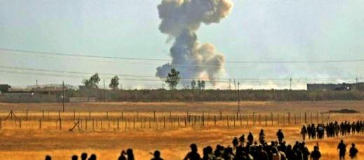 IŞİD bu kez Şengal'e saldırdı