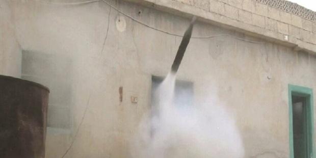 Kilis'e 'yine' roket atıldı: Yaralılar var