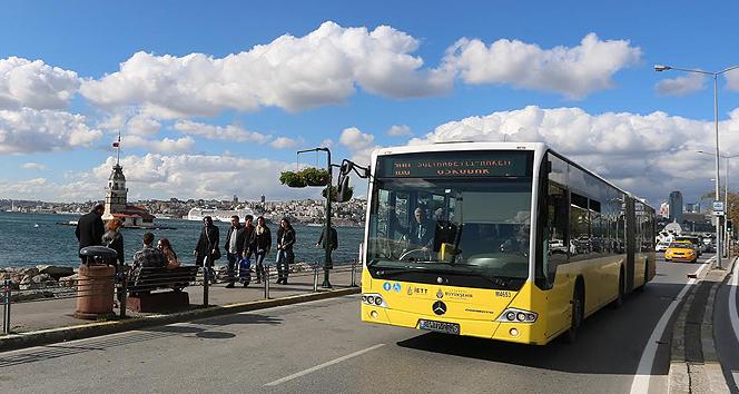 İstanbul'da 65 yaş üzeri ve 20 yaş altı için sokağa çıkma süresi uzadı, toplu taşıma yasağı kalktı