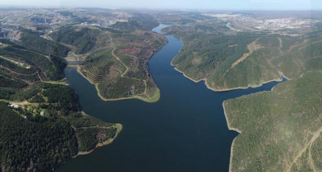 İstanbul'da barajların doluluk oranı yüzde 62,40'a ulaştı