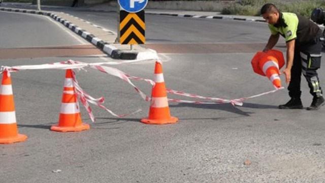 İstanbul'da bu yollar 5 gün trafiğe kapatılacak