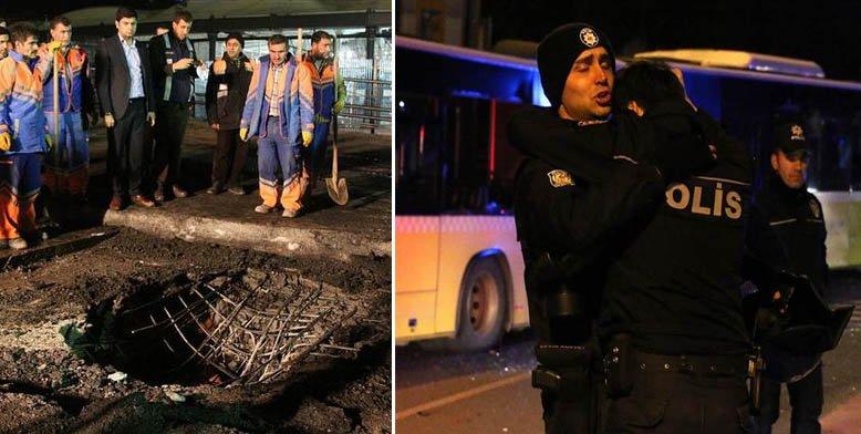 İstanbul Valiliği: 19'u yoğun bakımda 155 yaralı var