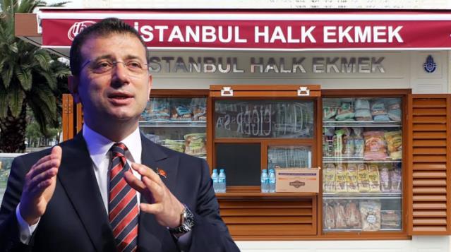 İstanbul'da Halk Ekmek'e yüzde 25 zam geldi! Normal ekmek 1.25 TL'ye satılacak