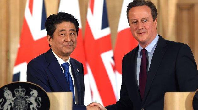 Japonya'dan İngiltere'ye uyarı mektubu