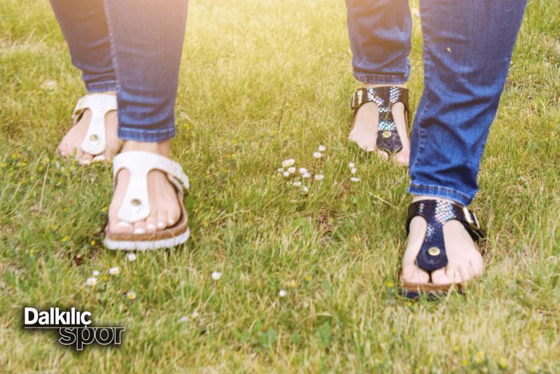 Kadın Sandalet Modelleri İle Yazın Tarzını Yansıt