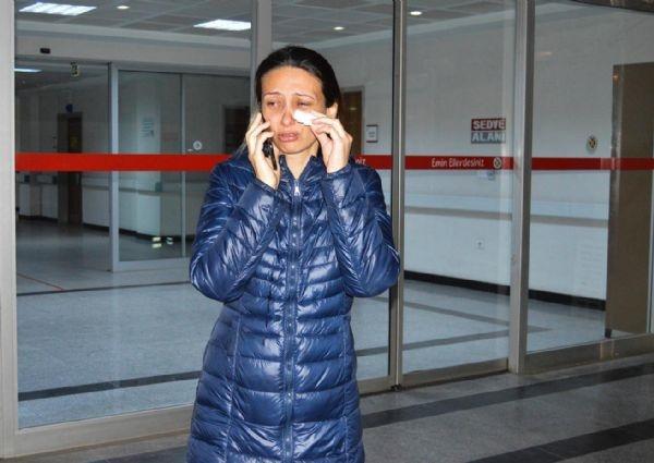 Spor yapan hamile kadına saldıran D.K. tutuklandı!