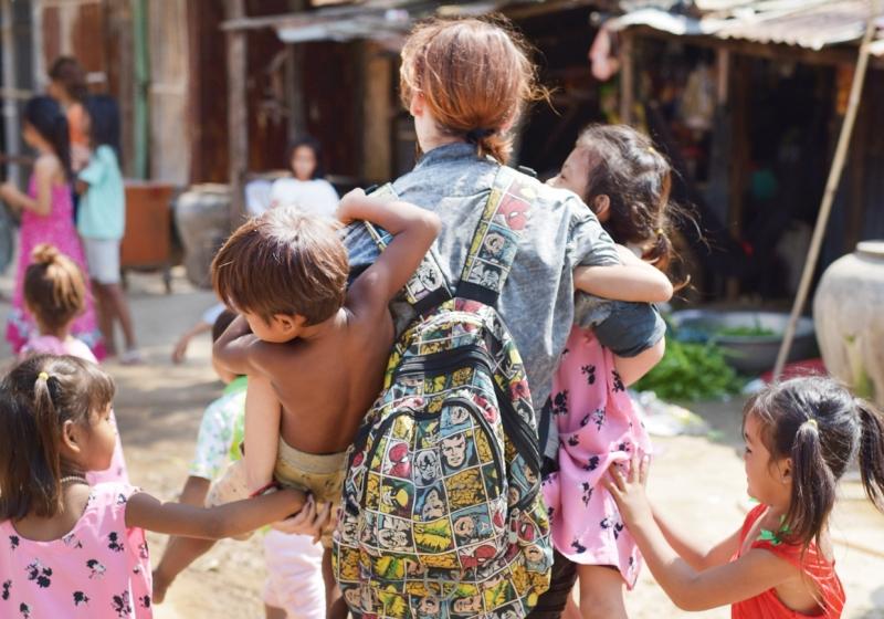 Kamboçya'nın Türk Meleği