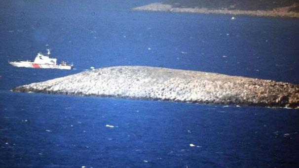 Kardak adasında ikinci kriz!