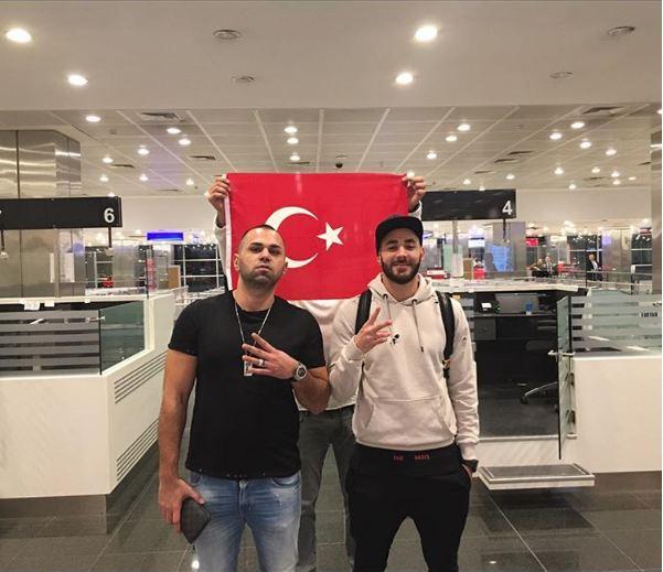 Benzema: Türkiye'de beğendiğim takım Beşiktaş