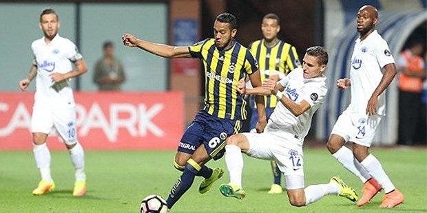 Kasımpaşa 1 – 5 Fenerbahçe