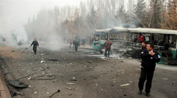 Kayseri patlaması soruşturmasında gözaltına alınanların sayısı 23 oldu