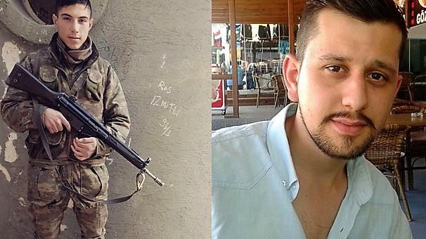 Kayseri'deki terör saldırısında iki şehit Kocaeli'den