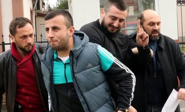 Kerimcan Durmaz'a saldıranlar teslim oldu