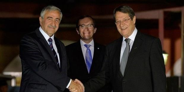 Kıbrıs zirvesinde flaş gelişme: KKTC, Rum tarafının harita teklifini kabul etmedi