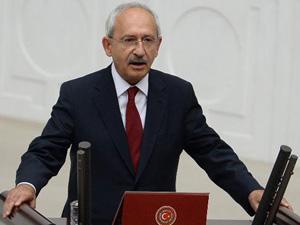 Kılıçdaroğlu'ndan Anayasa değişikliği açıklaması
