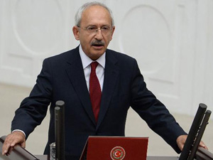 CHP Lideri kurban vekaletini Kızılay'a verdi