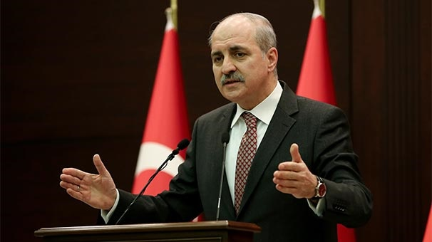 Kurtulmuş: 'Türkiye Başika'da bulunmaktan vazgeçmeyecektir'