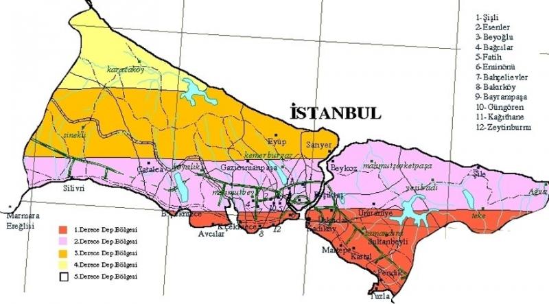 Korkutan İstanbul depremi uyarısı!
