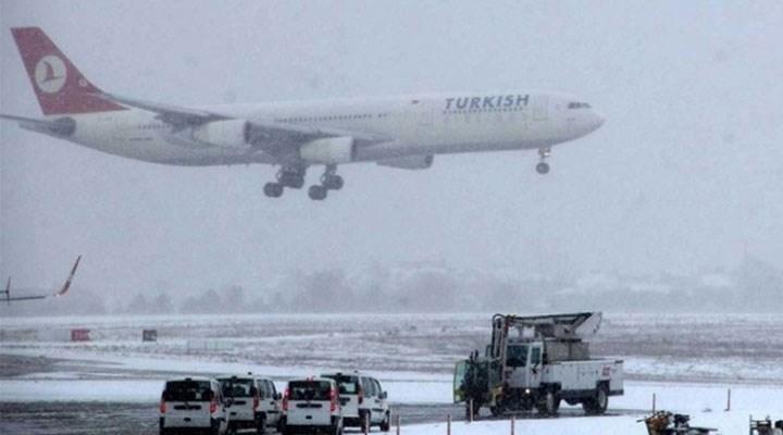 Kötü hava uçak seferlerini durdurdu: Sabiha Gökçen'de bazı seferler iptal!