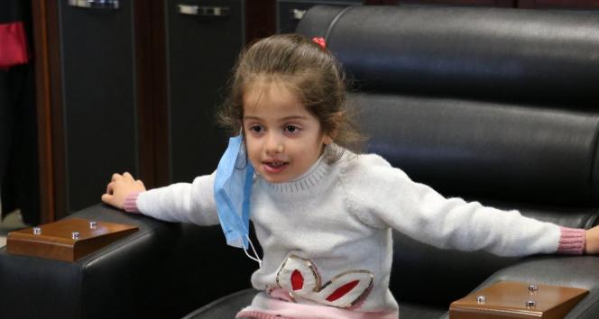 Küçük Ayşe'nin 5 yıllık sessizliği son buldu