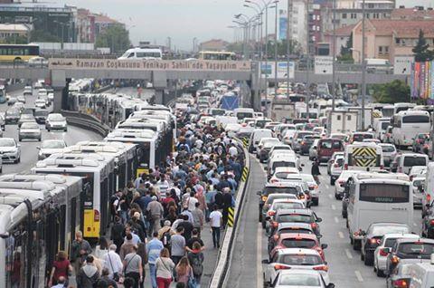 290 kişilik metrobüs 'yalanmış'