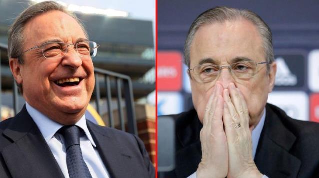Kulüplerimizi Küçümseyen Real Madrid Başkanı U Dönüşü Yaptı