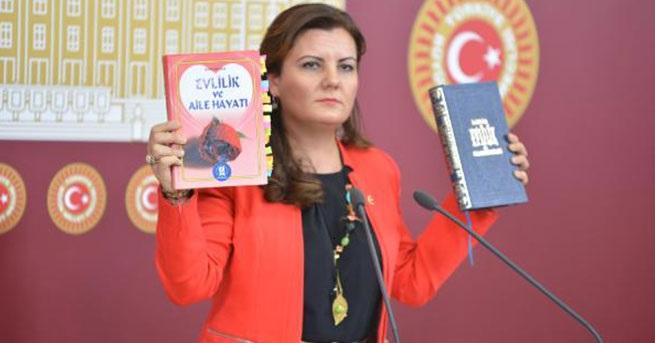 Kütahya Belediyesi'nin dağıttığı kitaptan Pamukkale Belediyesi de dağıtmış!