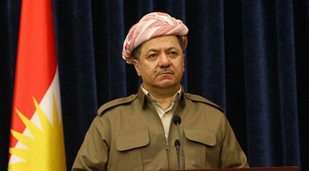 Barzani'den flaş PYD açıklaması!
