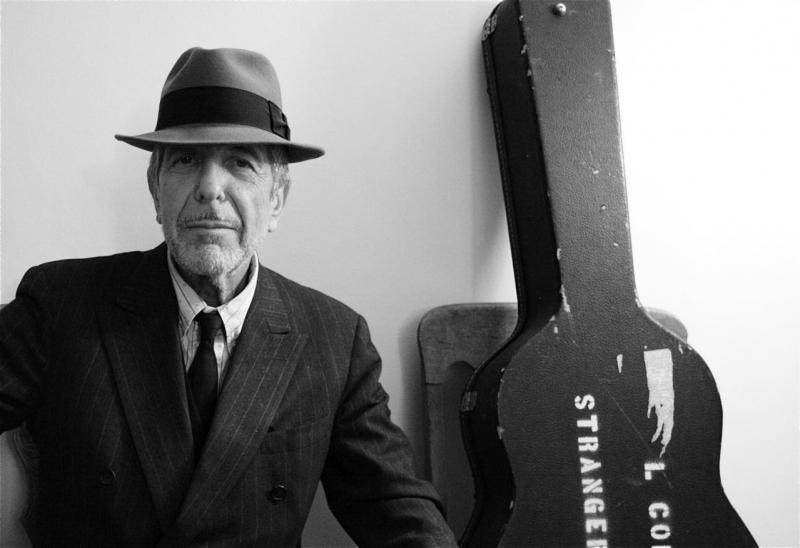 Leonard Cohen hayatını kaybetti!