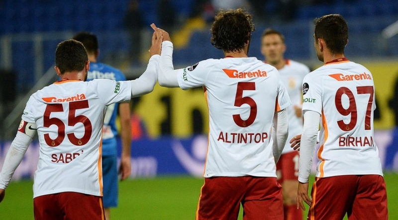 Levski Sofya 0-2 Galatasaray