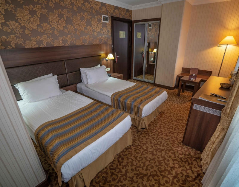 MaCity Hotel pandemi tedbirlerini alıyor