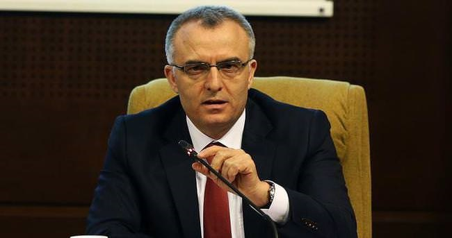 Maliye Bakanı: Milletin maliyeye olan korkusunu ortadan kaldıralım