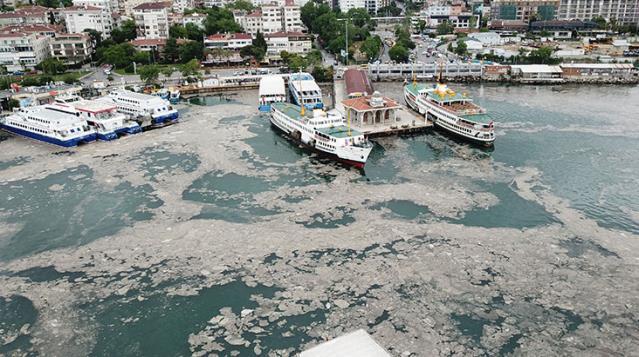 Marmara Denizi İncelenip, İstanbul'un En Kirli 5 Noktası Belirlendi