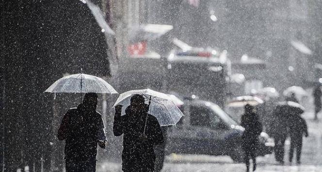 Meteoroloji'den yağış uyarısı- 10 Mart yurtta hava durumu