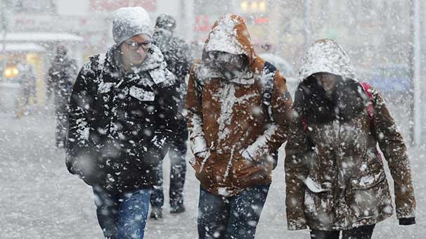 Meteoroloji Uyardı:Kar Geliyor