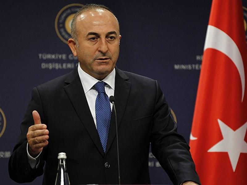 Mevlüt Çavuşoğlu'ndan Ermeni vekile sert tepki