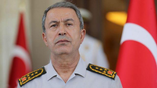 Milli Savunma Bakanı Hulusi Akar: 'Yardıma ihtiyacı olanlar var'