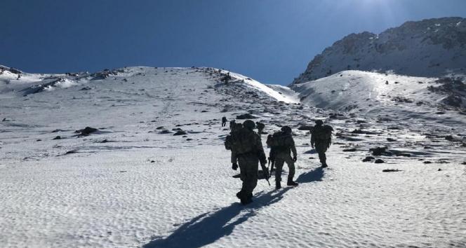 MSB: 'Komando Tabur Komutanlığı Kursu devam ediyor'