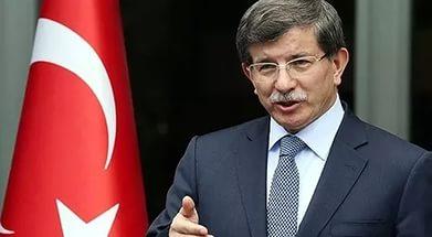 Eski Başbakan Davutoğlu: 'Türkiye ve Irak her zaman dost ve kardeş olmuştur'